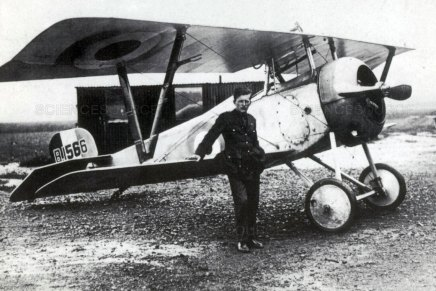 2508 William 'Billy' Bishop pt.2