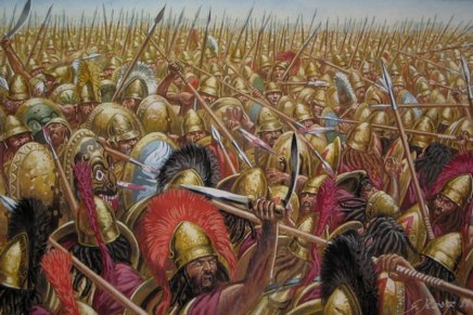 2604 – The Battle of Leuctra