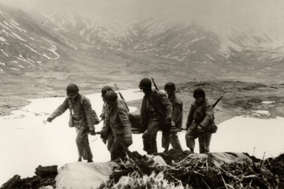 Storm On Our Shores: The Battle for Attu