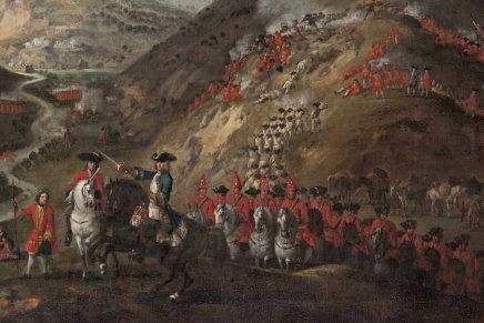 2609 – The Battle of Glen Shiel