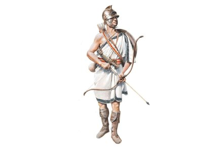 2805 – The ubiquity of the Cretan archer in ancient warfare pt. 2