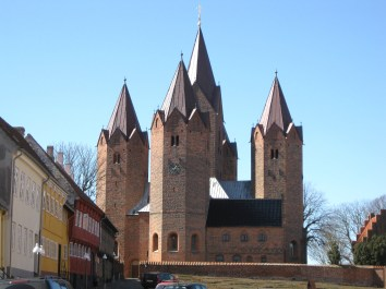 Church of Our Lady in Kalundborg