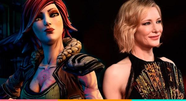 Cate Blanchett Borderlands movie