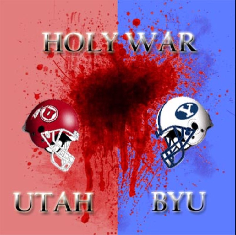 Utes win lucky seventh straight Holy War
