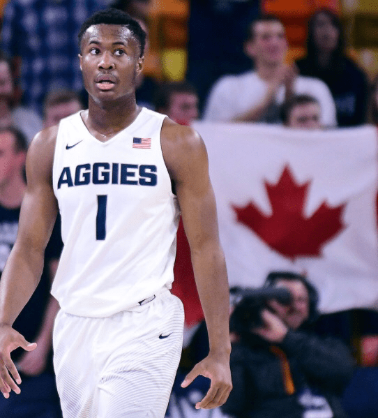 Aggie Basketball improves this week