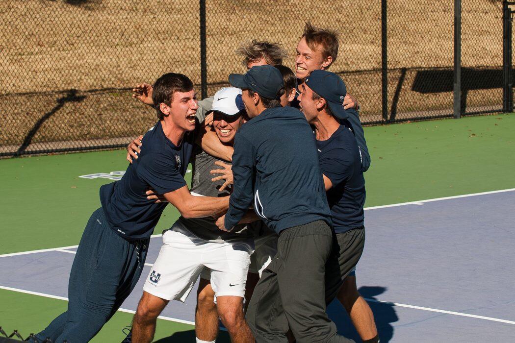 USU: The Purple People Eaters of College Tennis