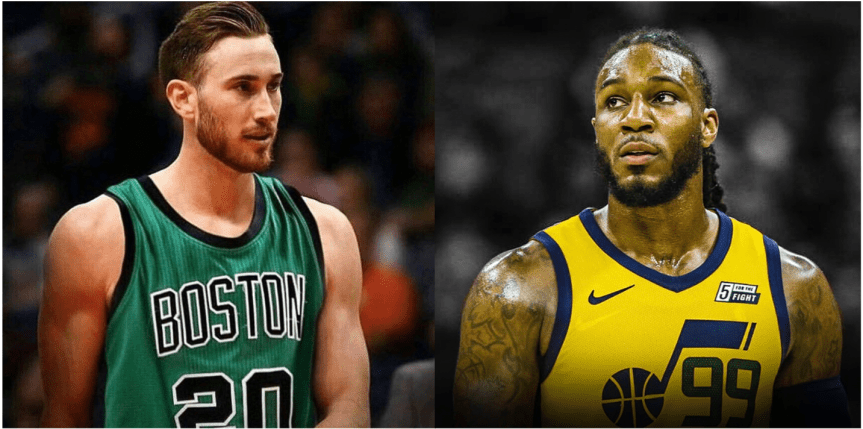 Celtics @ Jazz: 2 Players' Fates Intertwined, Come to a Head