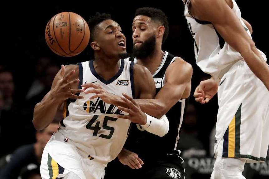 "Jazz's 1st Non-""Quality Team"" 1/4 Way Through Season"