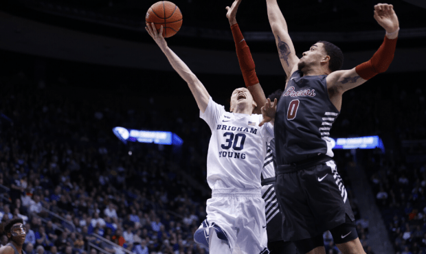 BYU Pulls the Reins on the Santa Clara Broncos