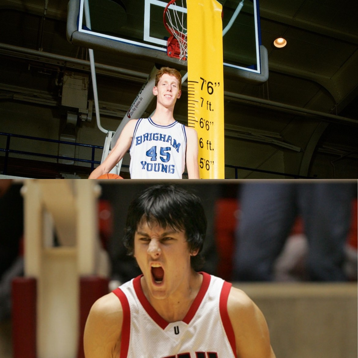 Utah March Madness: 6 Andrew Bogut vs 11 Shawn Bradley