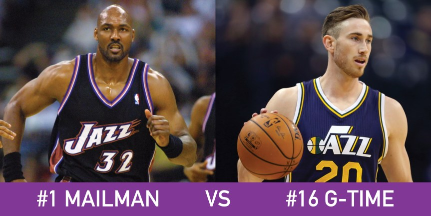 Utah March Madness: 1 Mailman vs 16 G-Time