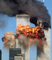 Smoke-flames-twin-towers-attacks-World-Trade-September-11-2001