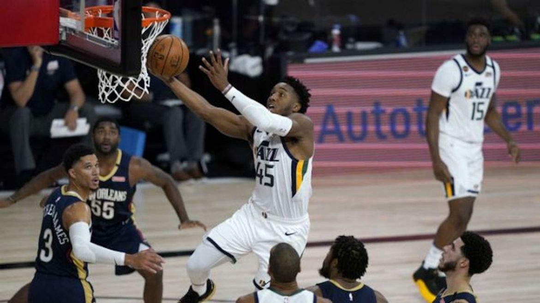 Jazz Recap: Rudy and Donovan unite to beat the Pelicans