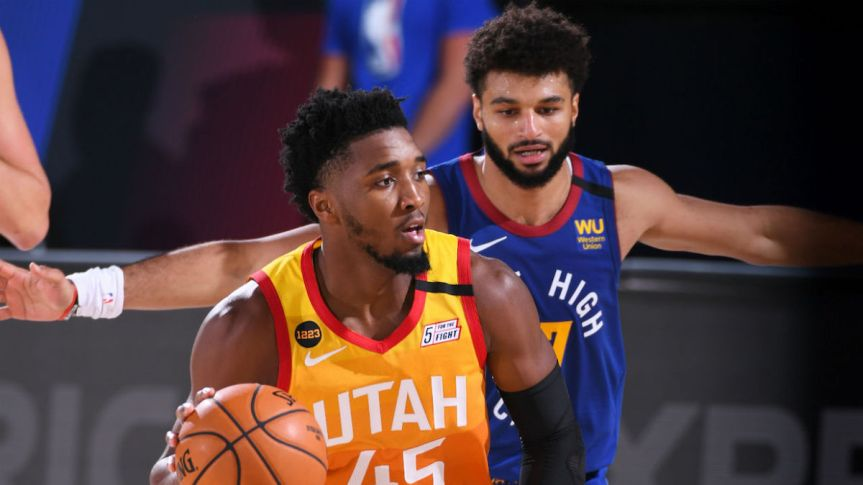 Jazz Recap: It's the Mitchell and Murray show again