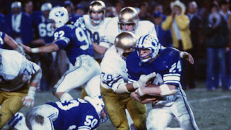 Throwback Thursday: BYU vs Navy Football History