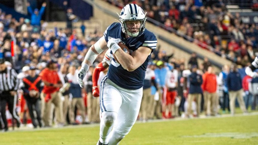 How BYU can beat Navy without Matt Bushman