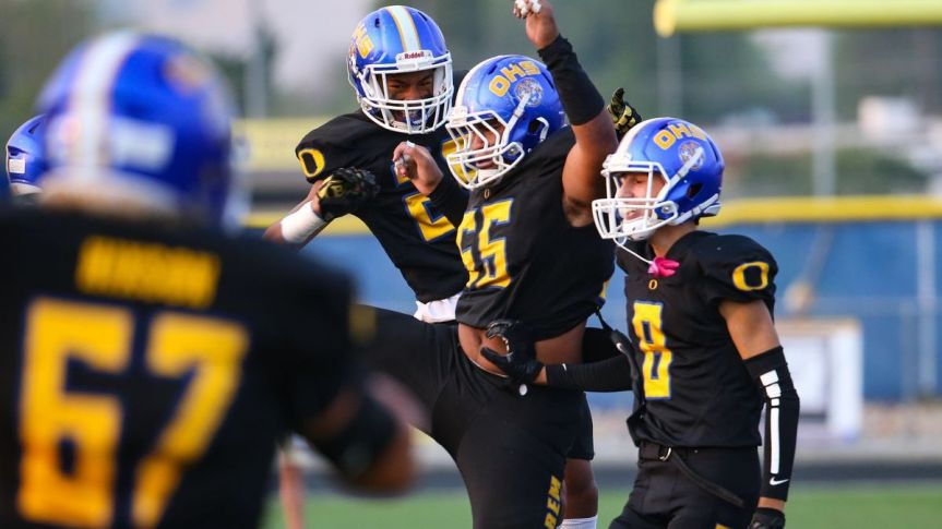 High school football recap: Orem High Tigers go Hawk hunting