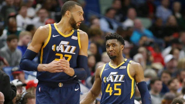 Utah Jazz Rumors