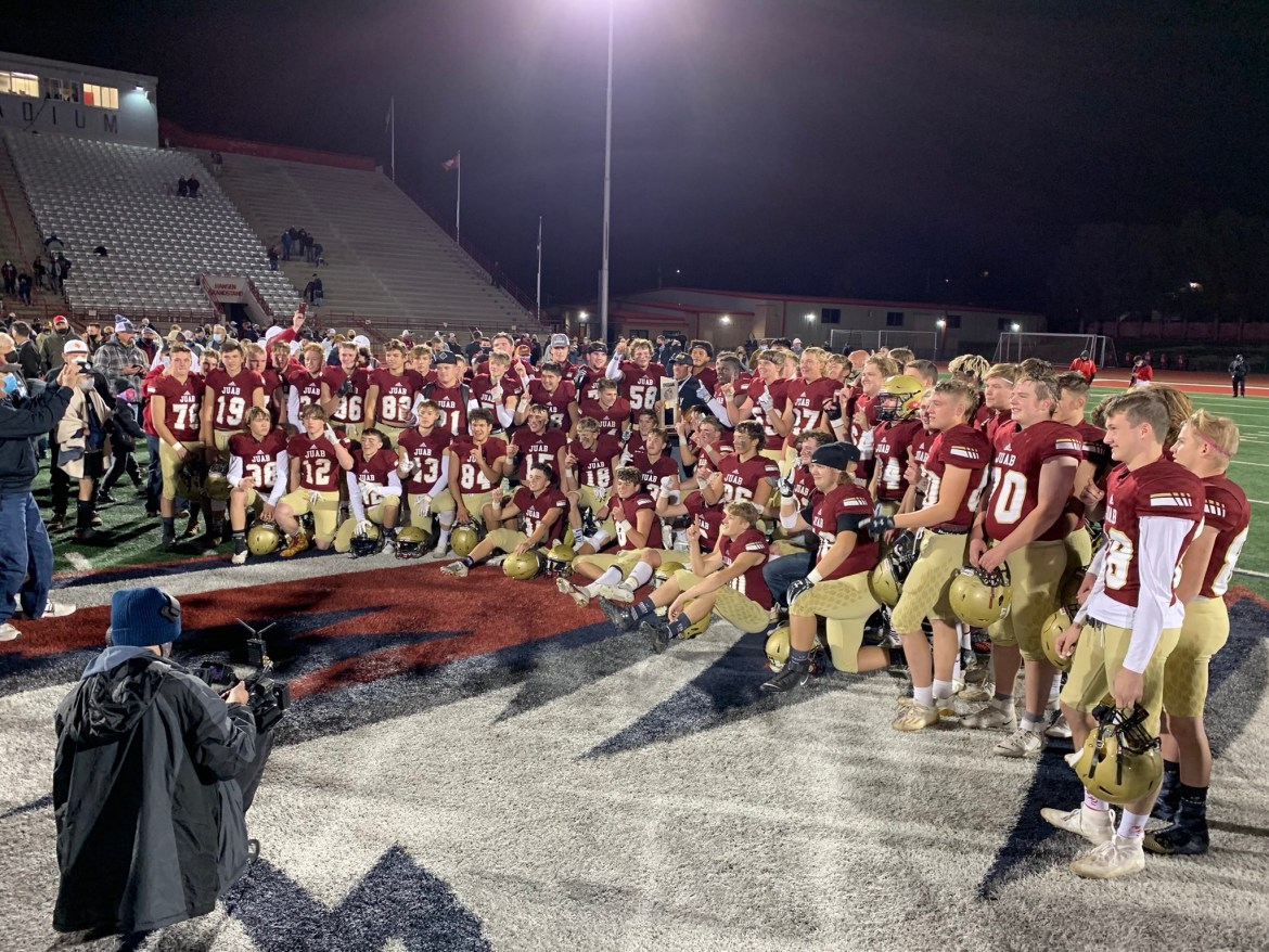 Juab claims first State Title with 17-14 win over Morgan