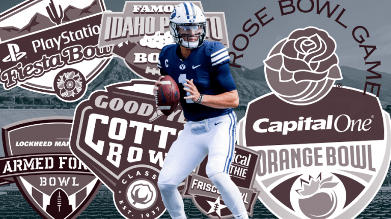 An Undefeated season would be BYU-tiful for the Cougars