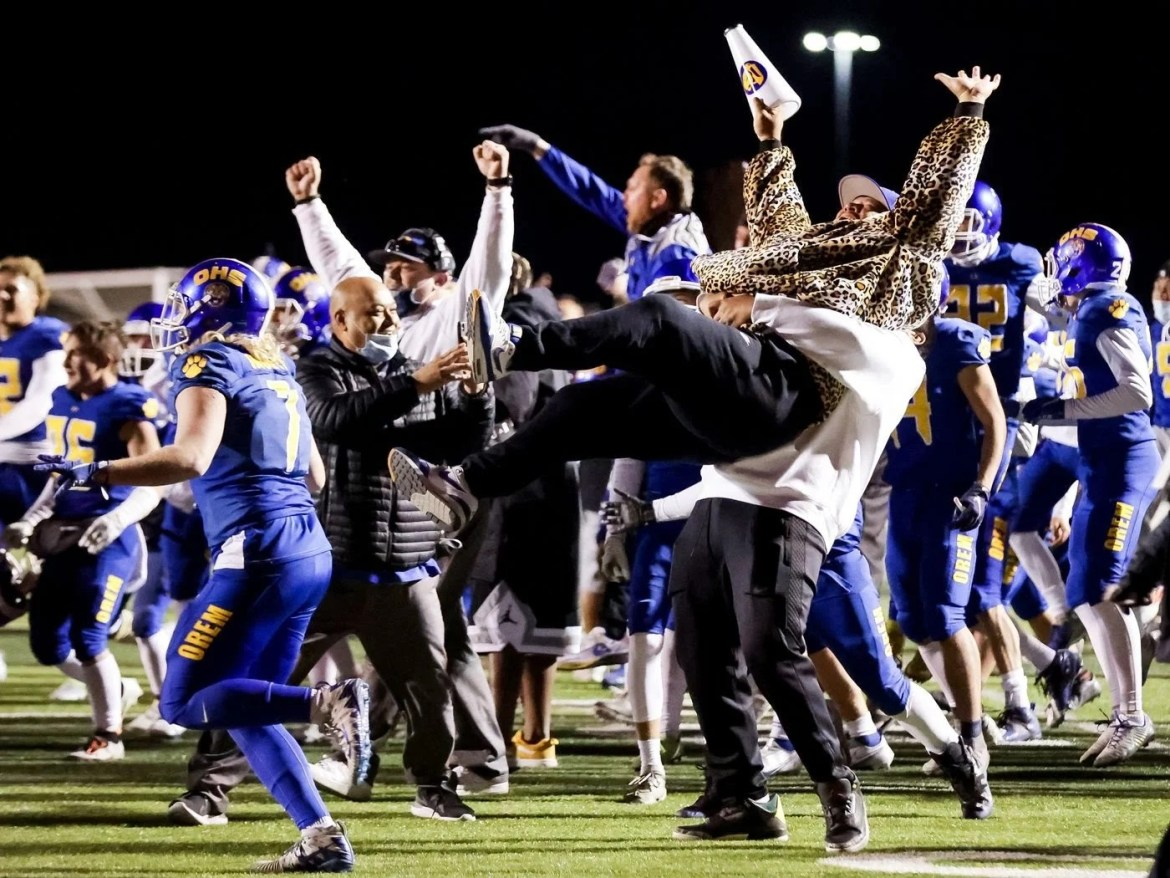 High School Football: Orem High Tigers win fourth consecutive State Title