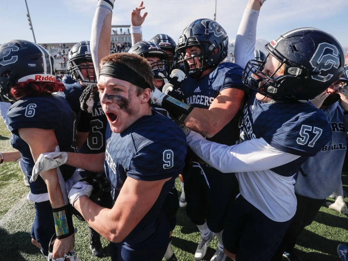 High School Football: Where does Corner Canyon and Jaxson Dart rank in History?