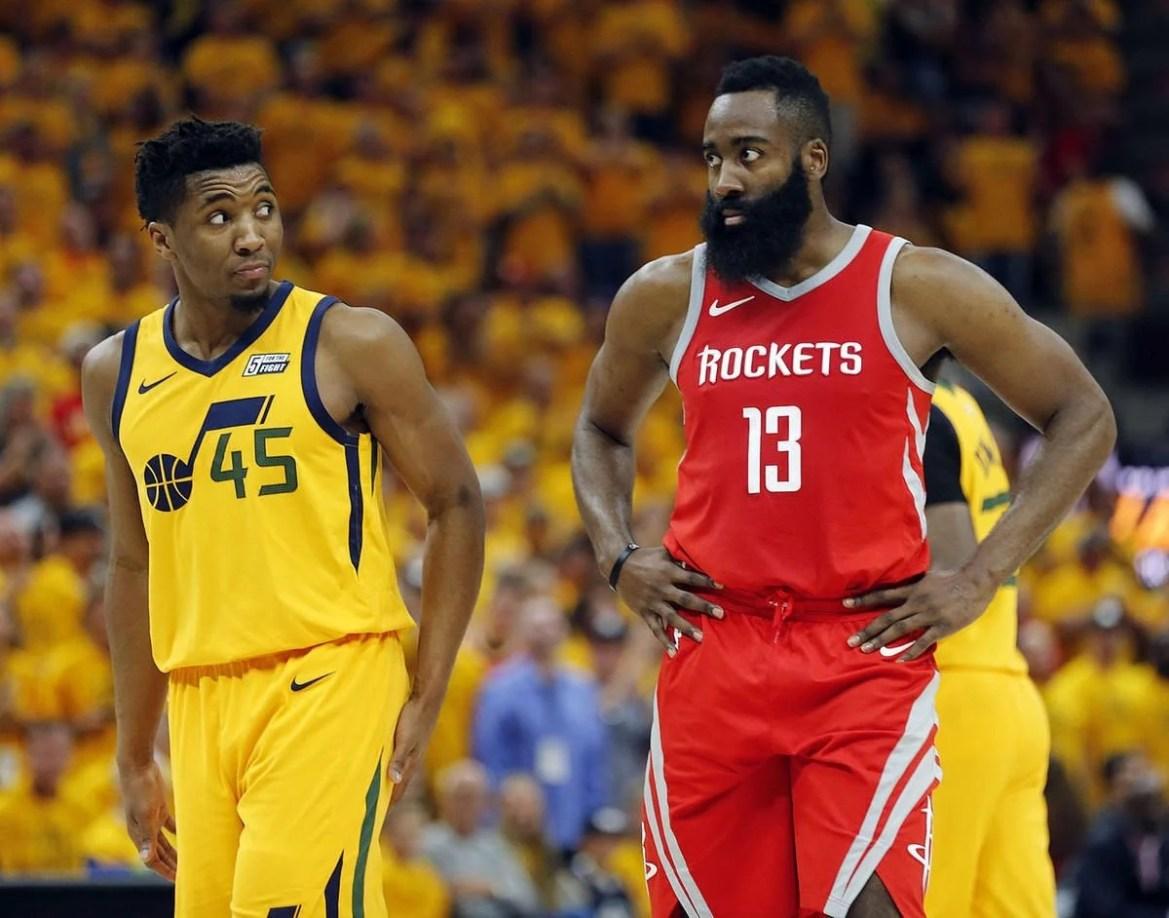 NBA Trade Rumors: Exploring James Harden to the Jazz