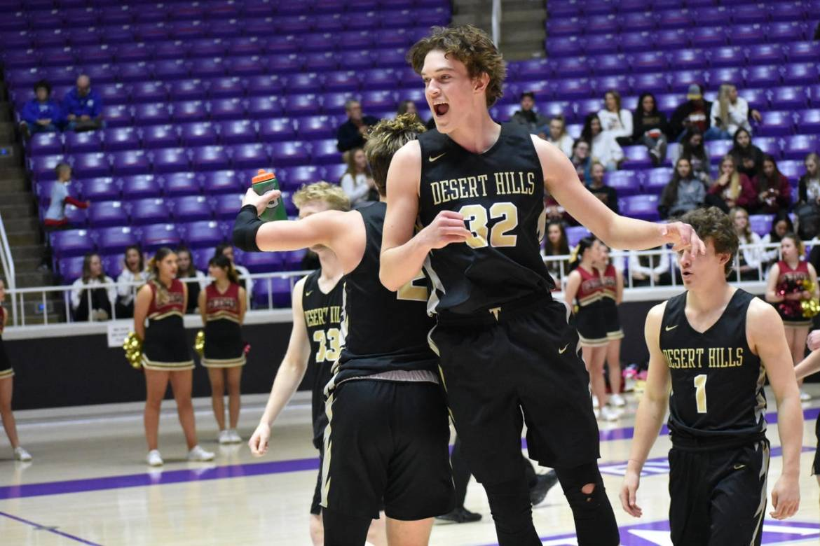 High School Basketball: 4A Desert Hills looking to bring the heat
