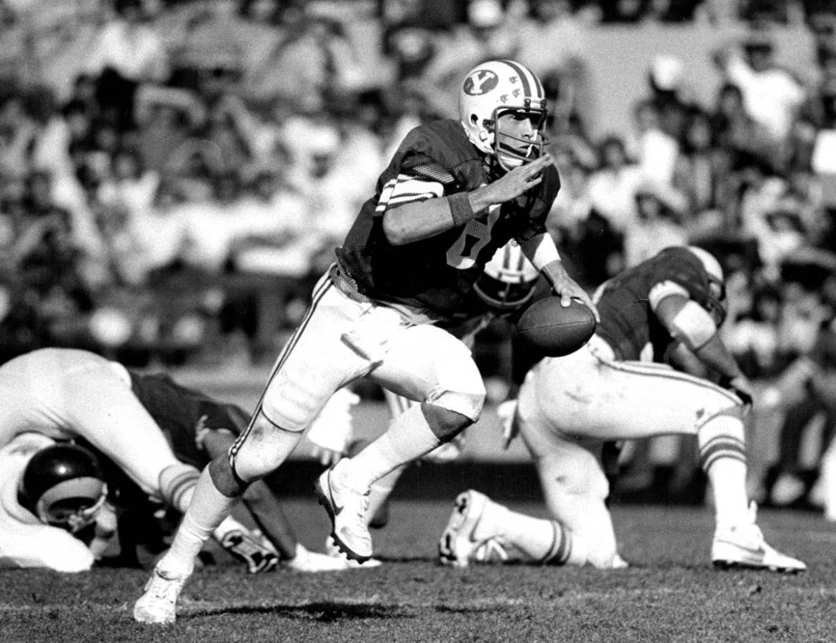 Why BYU's Steve Young is the most successful quarterback in State history
