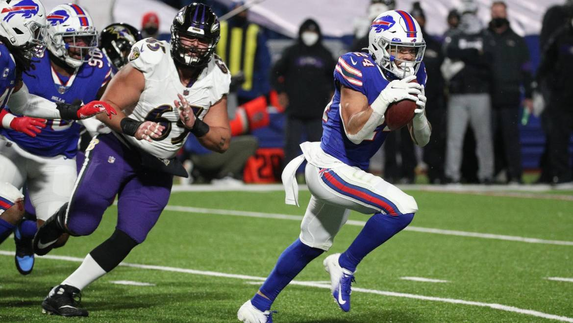 2021 NFL Divisional Round: Top Five in the Hive