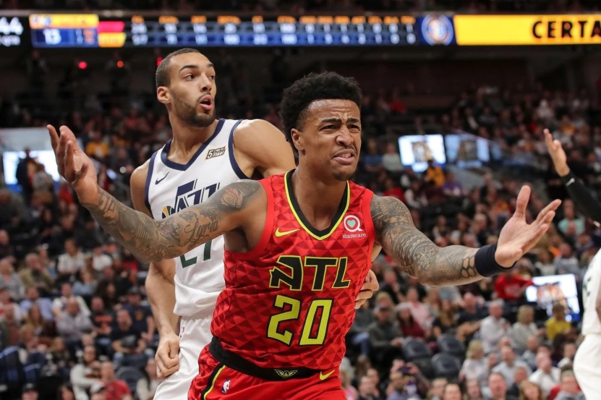 Game Recap: Utah Jazz stay atop the NBA standings with defeat over Atlanta Hawks