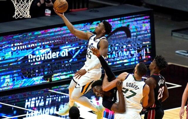 Game Recap: Jazz fall to Miami and split season series