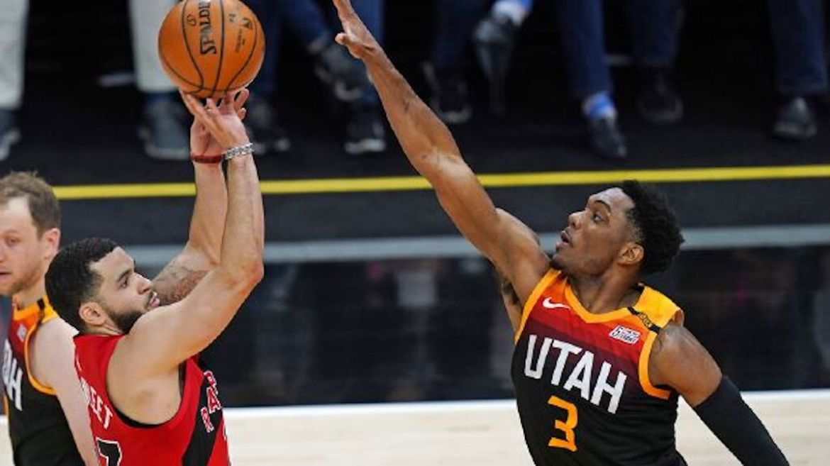 The Timeout: Jazz show promise vs Raptors