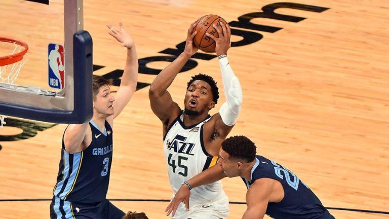 Playoff Push: Utah Jazz push Grizzlies to Brink of Hibernation