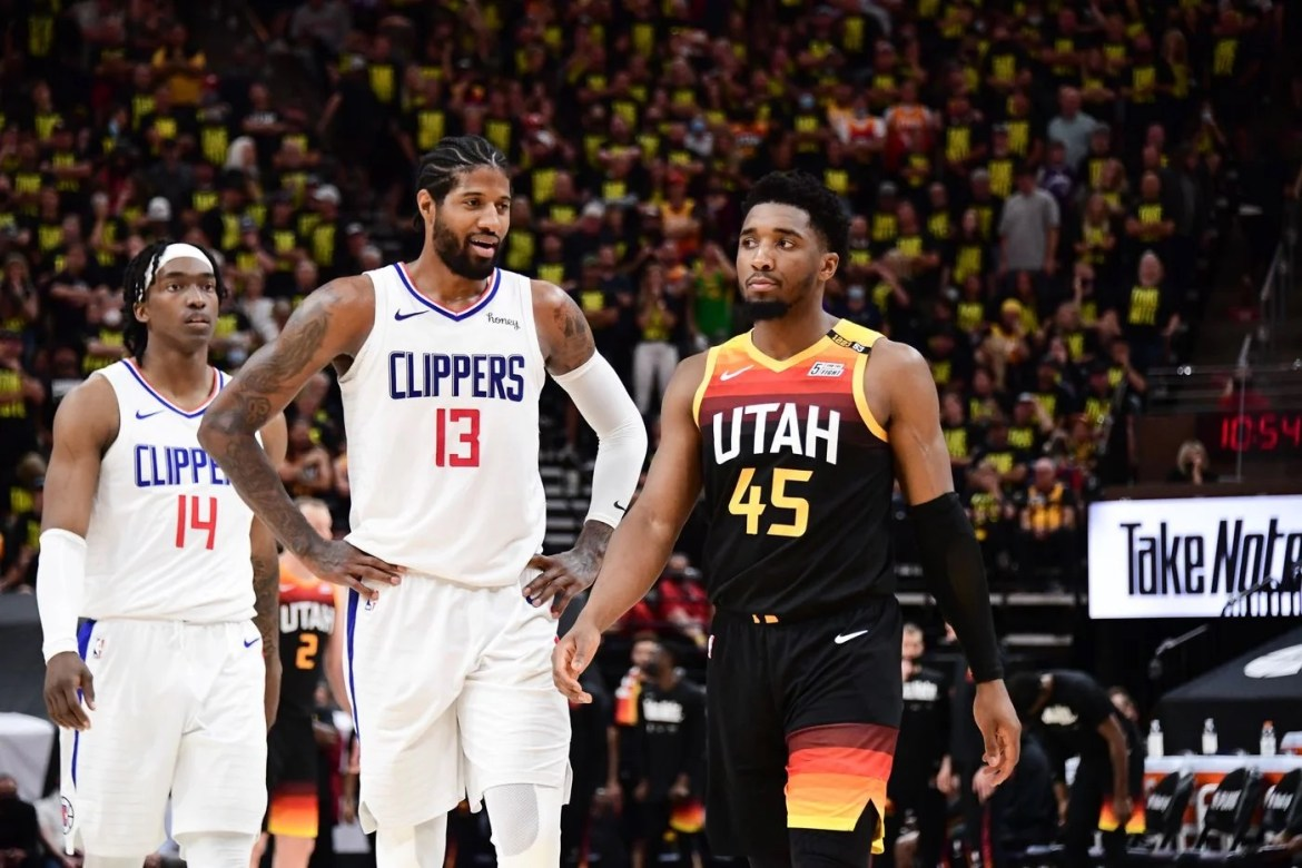 Playoff Push: How the Clippers pushed the Utah Jazz to Brink of Elimination