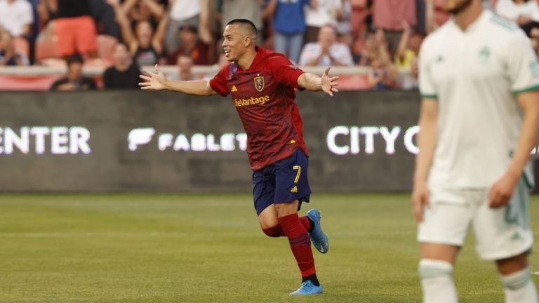 RSL Scores Much Needed Points over Colorado at Home