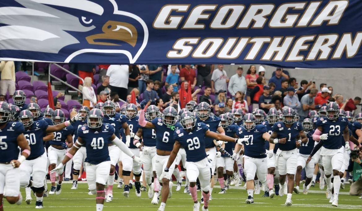 BYU Football Road Games to Plan a vacation around: Georgia Southern
