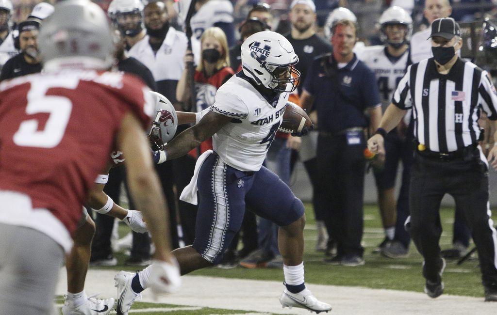 College Football Rewind: USU Upsets Washington State