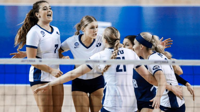 Cougar Corner: BYU Volleyball Dominates and Football still Unbeaten