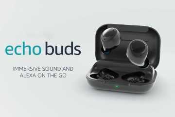 Amazon echo buds cover