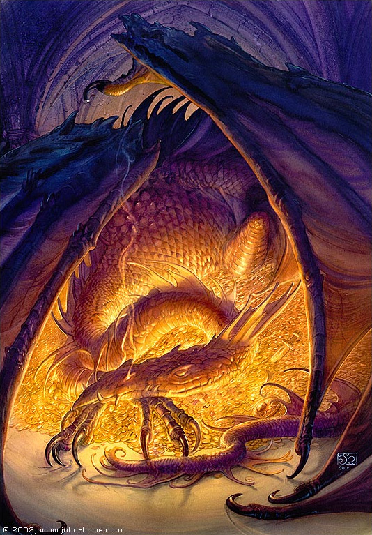 Smaug the Magnificent (3/6)