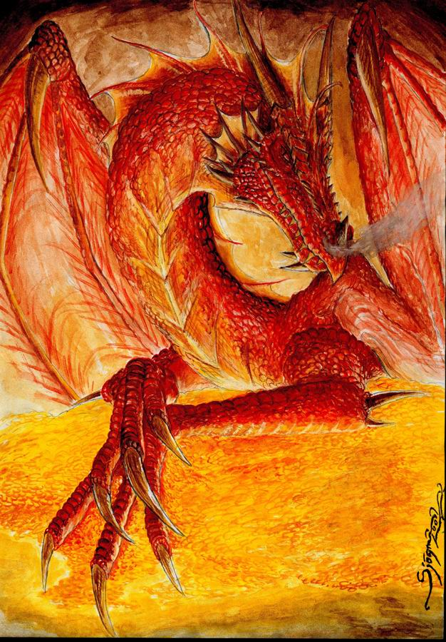 Smaug the Magnificent (6/6)