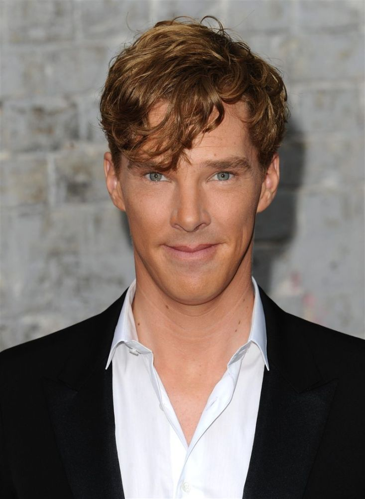 Benedict Cumberbatch as the voice of Smaug and Sauron (the Necromancer)
