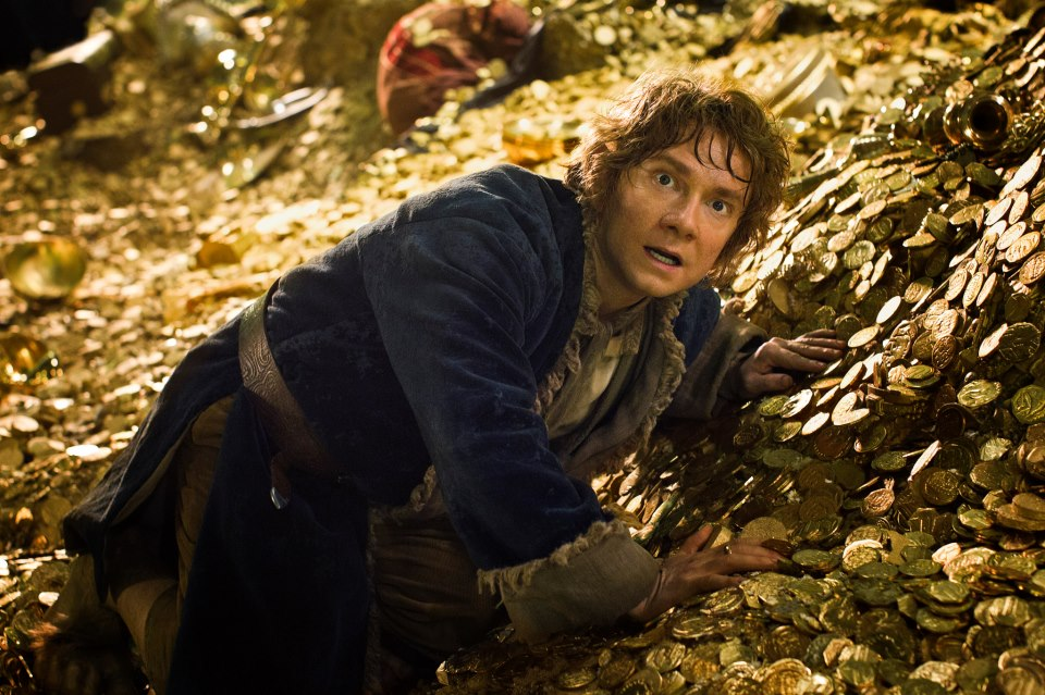First Look of Bilbo in The Desolation of Smaug