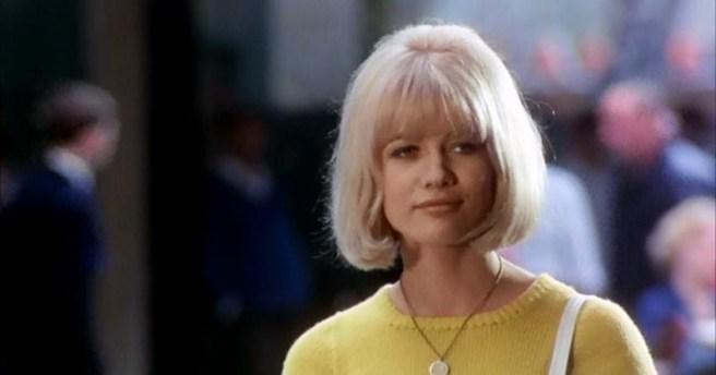 Actress Judy Geeson