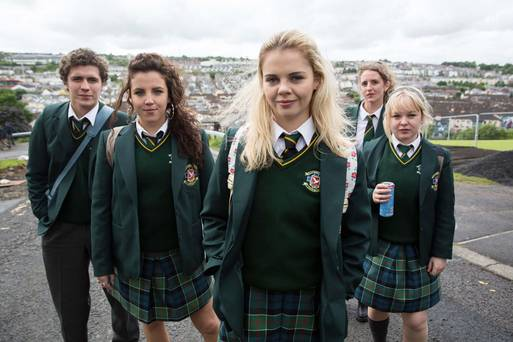 Derry Girls '90s Culture