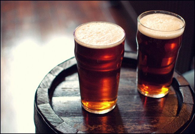 Tax means beer alone is not profitable enough for pubs - so innovation is needed