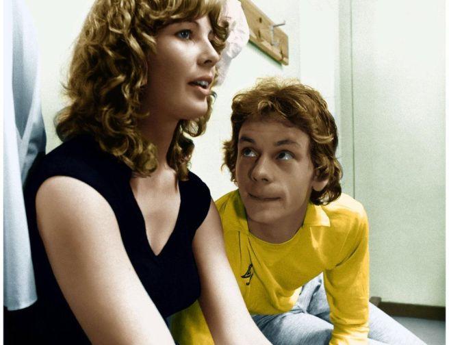 HEPBURN,SINCLAIR, GREGORY'S GIRL, 1981