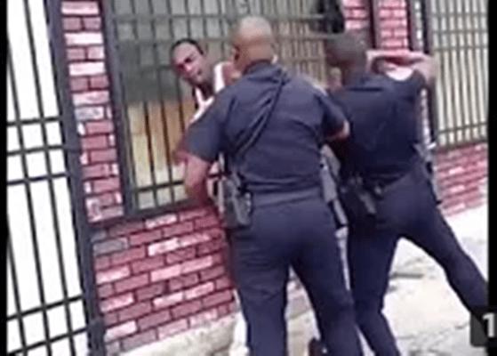 capture-baltimore-officer-beats-man-resigns