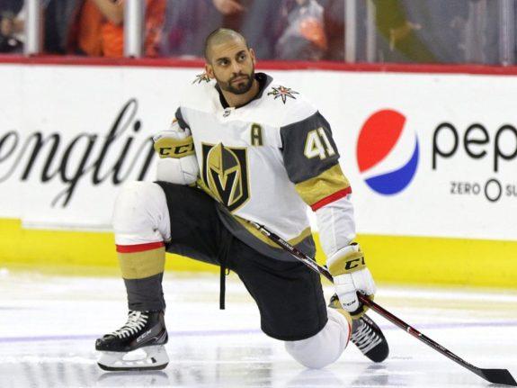 Pierre-Edouard Bellemare # 41, Vegas Golden Knights